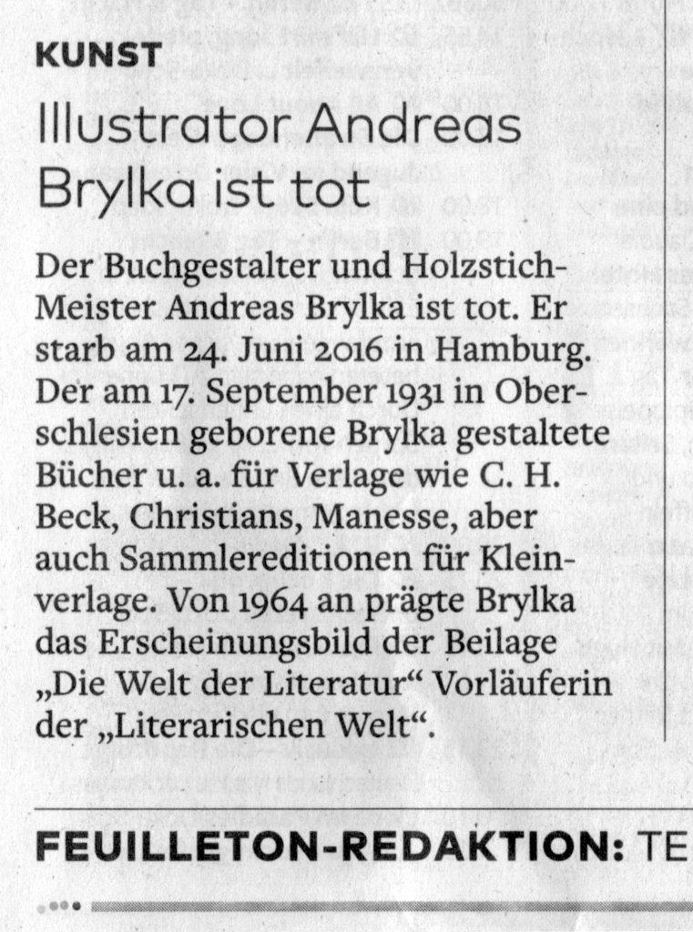 Andreas Brylka-Die Welt-Feuilleton